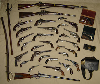 Antique Firearms Collection