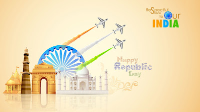 Happy Republic Day 2019 Wallpapers for Desktop Laptop