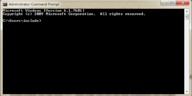Cara Membuka Command Prompt Sebagai Administrator di Windows 7