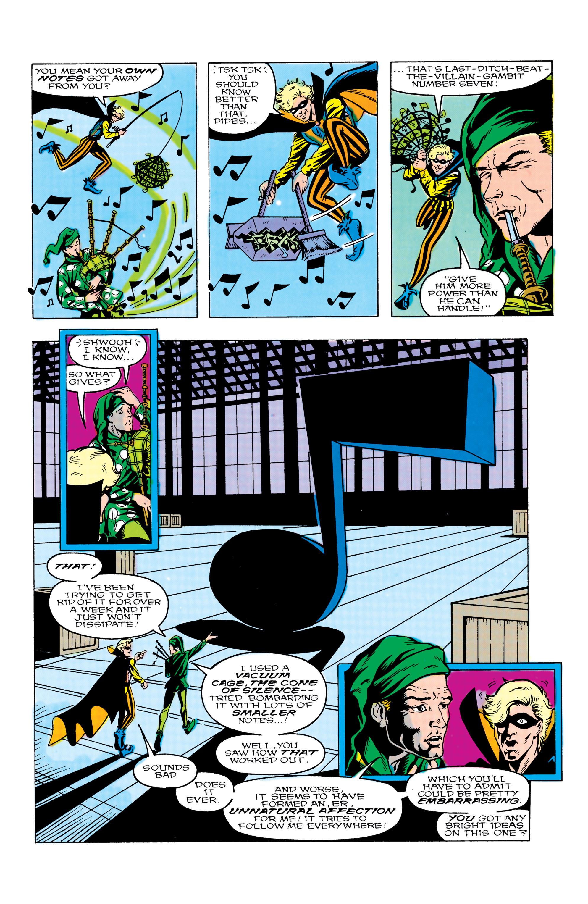 Read online Secret Origins (1986) comic -  Issue #41 - 18
