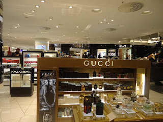 Gucci Store in Kadewe Berlin Germany shopping