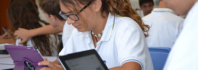 tecnología Colegio Español Reina Sofía