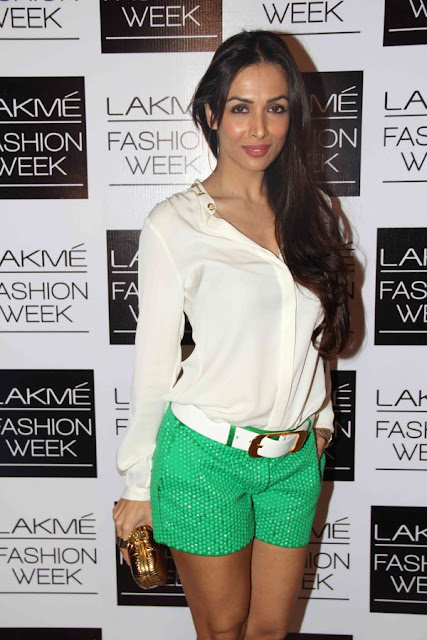 Malaika Arora Khan at LFW 2013