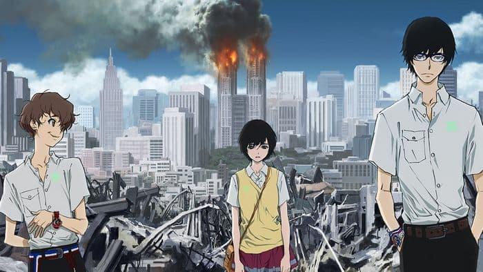 جميع حلقات انمي Zankyou no Terror مترجم على عدة سرفرات للتحميل والمشاهدة المباشرة أون لاين جودة عالية HD