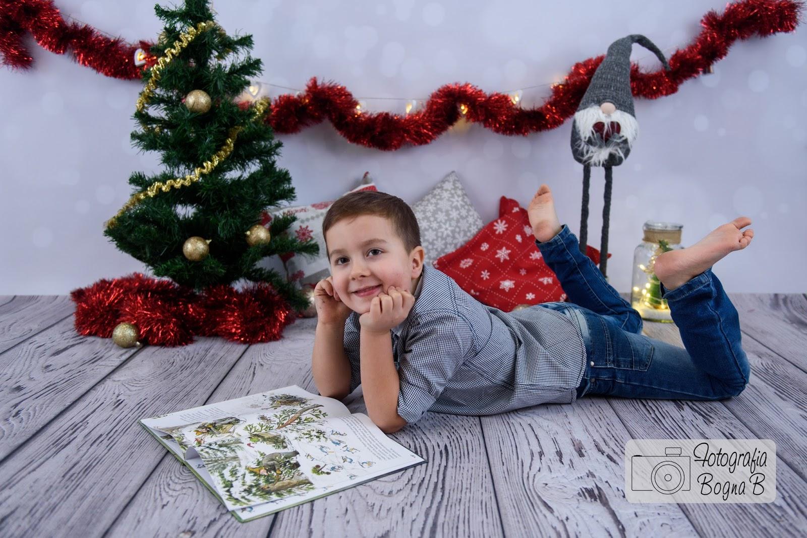 Boże Narodzenie, Mikołaj i zima w dziecięcej biblioteczce