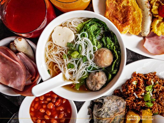 Pentahotel Hong Kong Breakfast
