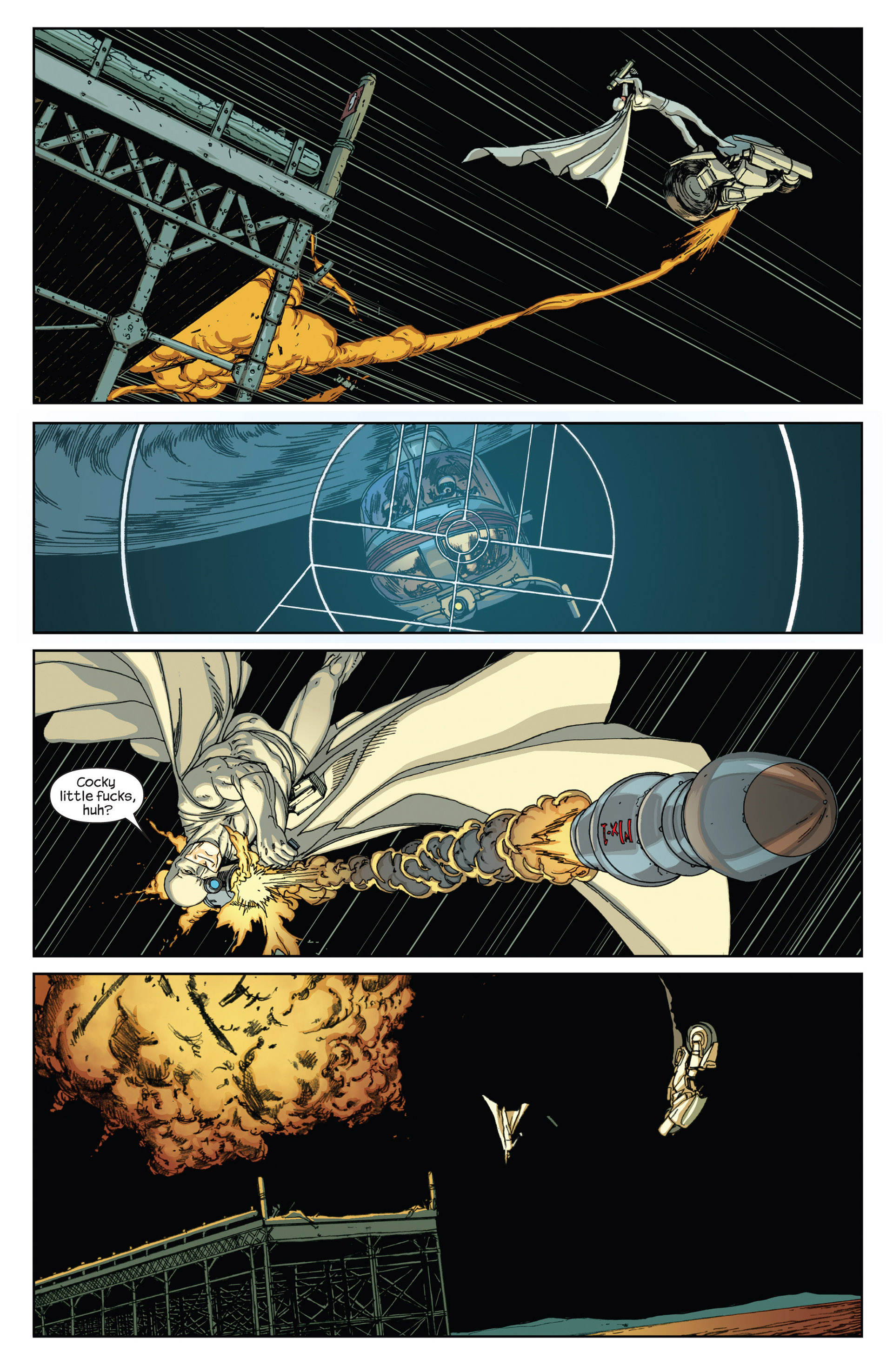 Read online Millar & McNiven's Nemesis comic -  Issue #2 - 21