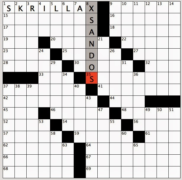 Rex Parker Does the NYT Crossword Puzzle: Leader in