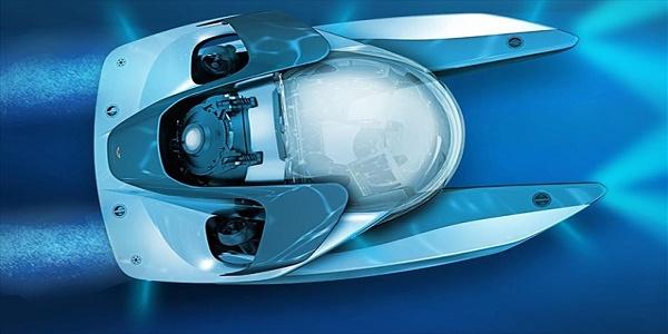 Υποβρύχιο από την Aston Martin