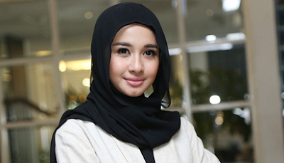 Image result for laudya chintya bella berhijab