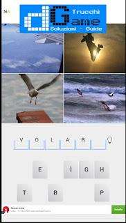 Soluzioni 4 Foto 1 Parola livello 9