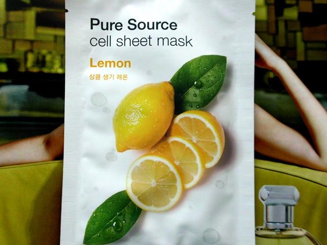 Pure Source Cell Sheet Mask - Mango by Missha #21