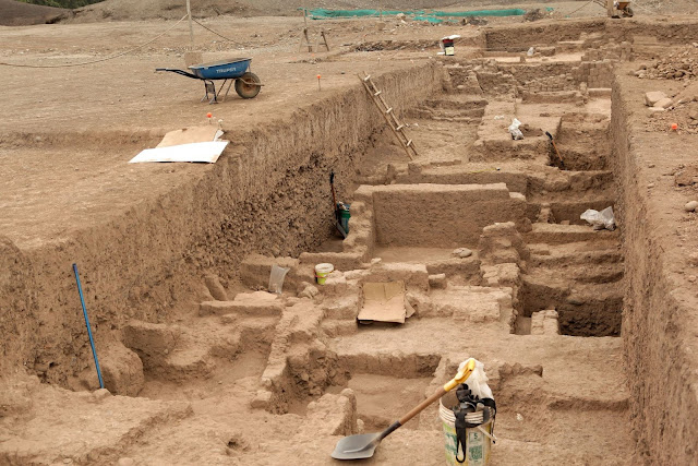 Ancient human remains found at Lima zoo