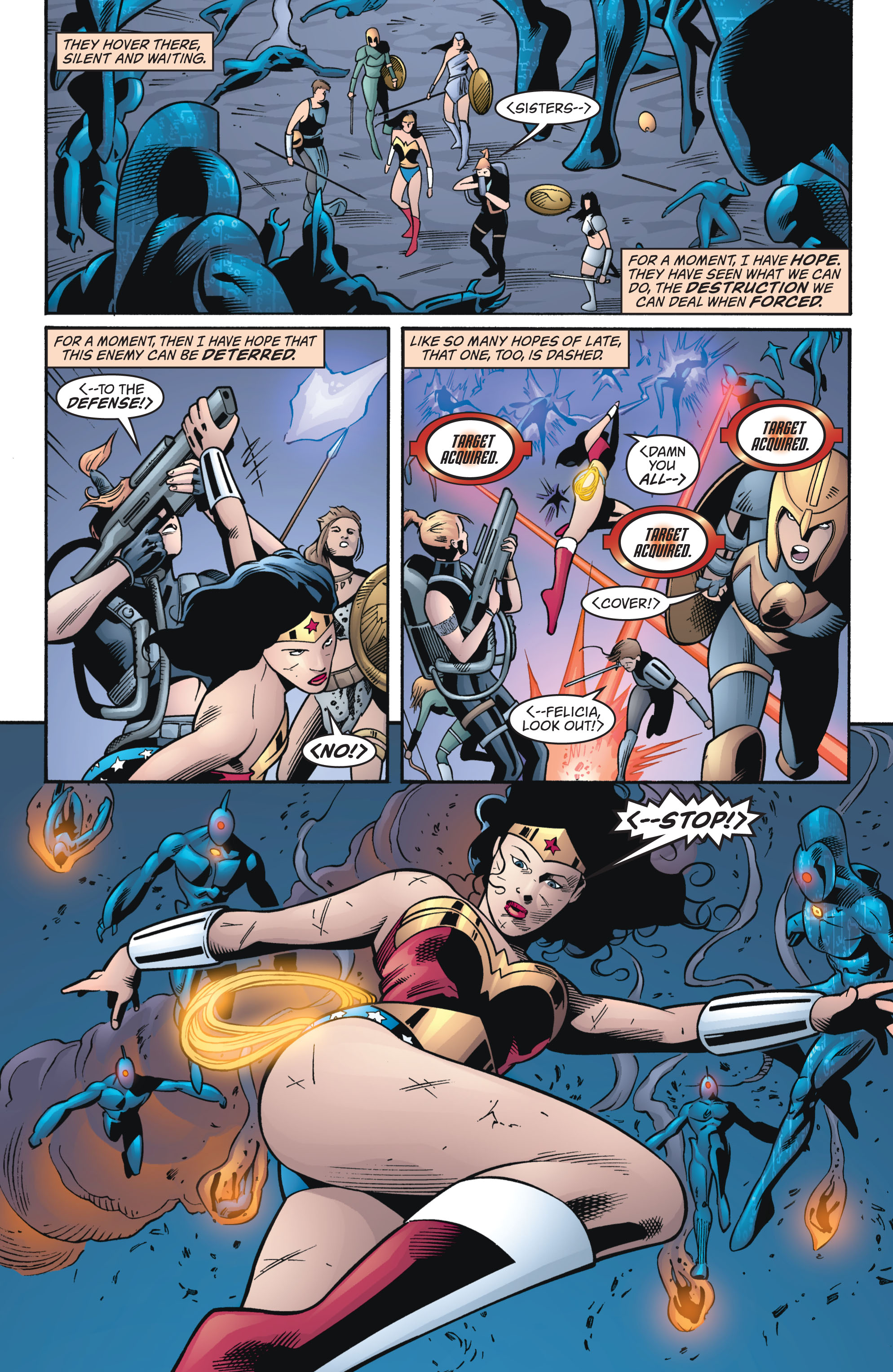 Read online Wonder Woman (1987) comic -  Issue #224 - 16