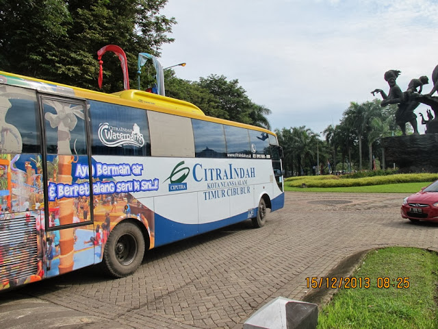 Feeder Bus Citra Indah City