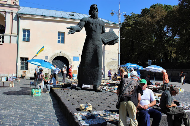 Bazar lwów Fedorova
