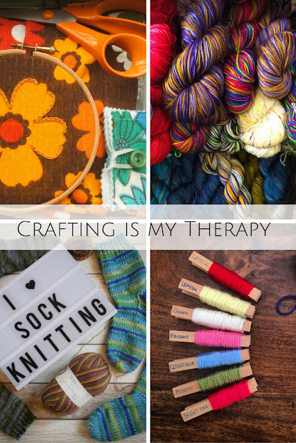 selection of therapeutic crafts