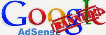 Cara Menghindari Banned Google Adsense