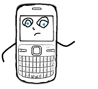 The Pains of an Overactive Mind: Life without a smartphone