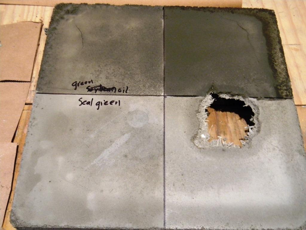 Elegant Creating Concrete Countertops November 2017