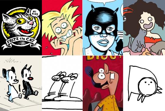 Nova Coluna: Burn Comics 8