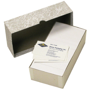 Custom printed packaging boxes custom business card boxes 6 tips include all the important contact information regarding your business such as your company name phone numbers e mail address and web site url colourmoves Gallery