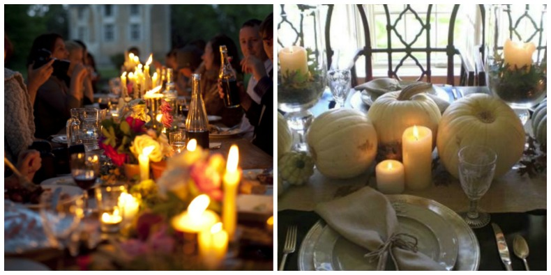 holiday decor, tablescape