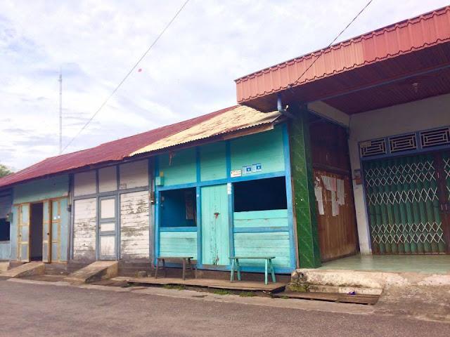 foto bangunan Ng Liau terbaru 2017 masih terlihat sama pada jamannya tempo dulu