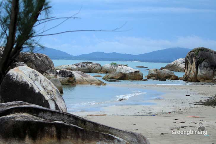 pantai parai sungailiat bangka