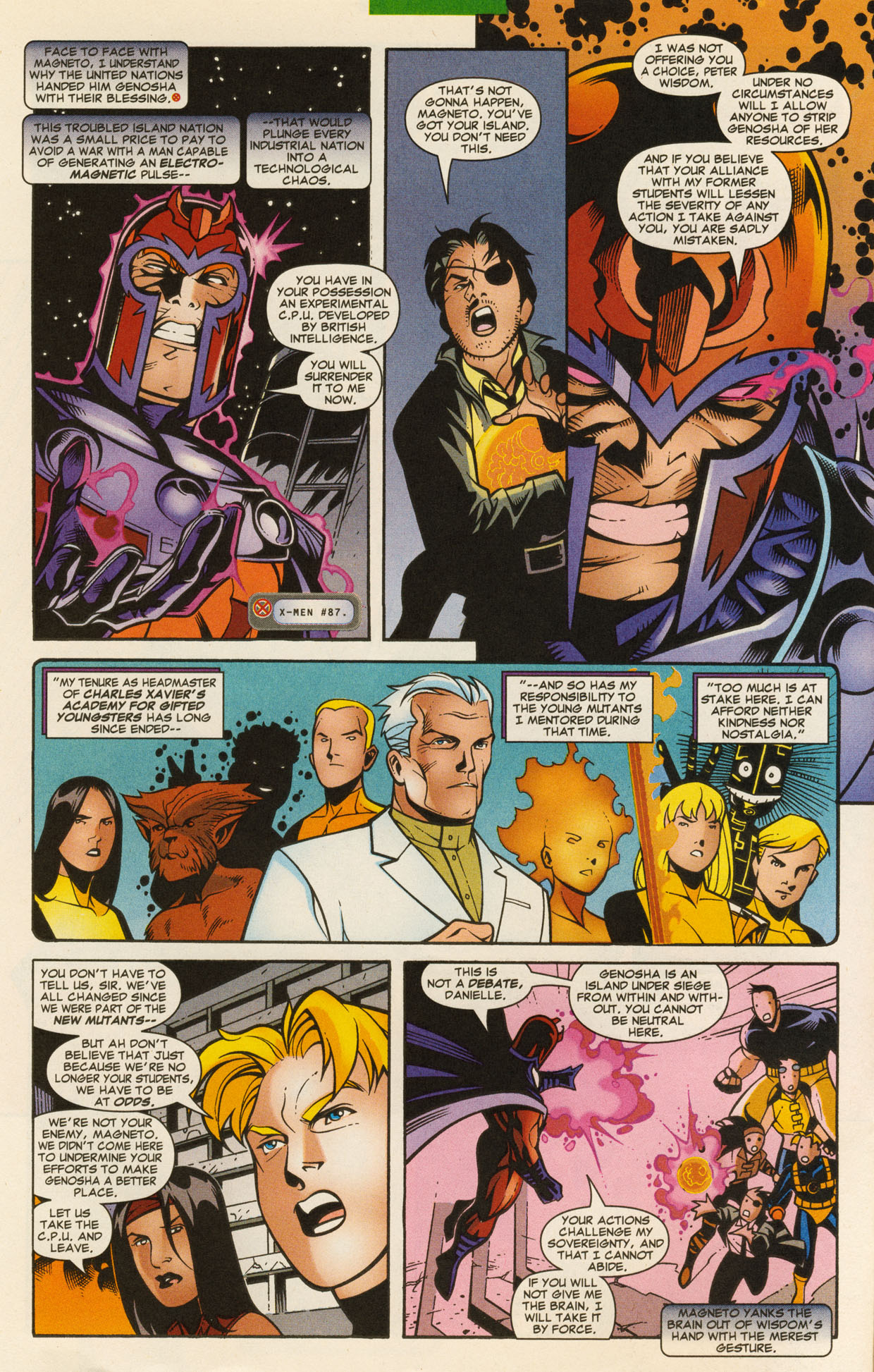 Read online X-Force (1991) comic -  Issue #95 - 13
