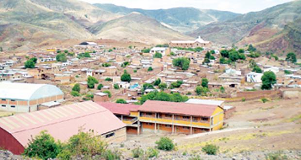 Pocoata: municipio potosino, Bolivia