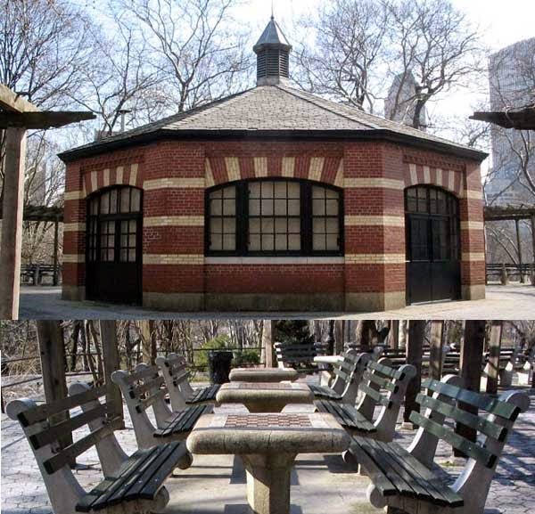 Chess & Checkers House
