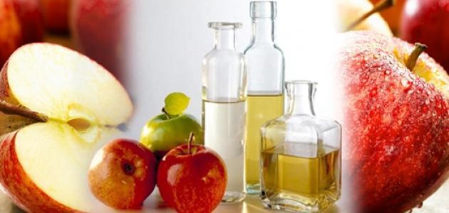 فوائد واستعمالات خل التفاح