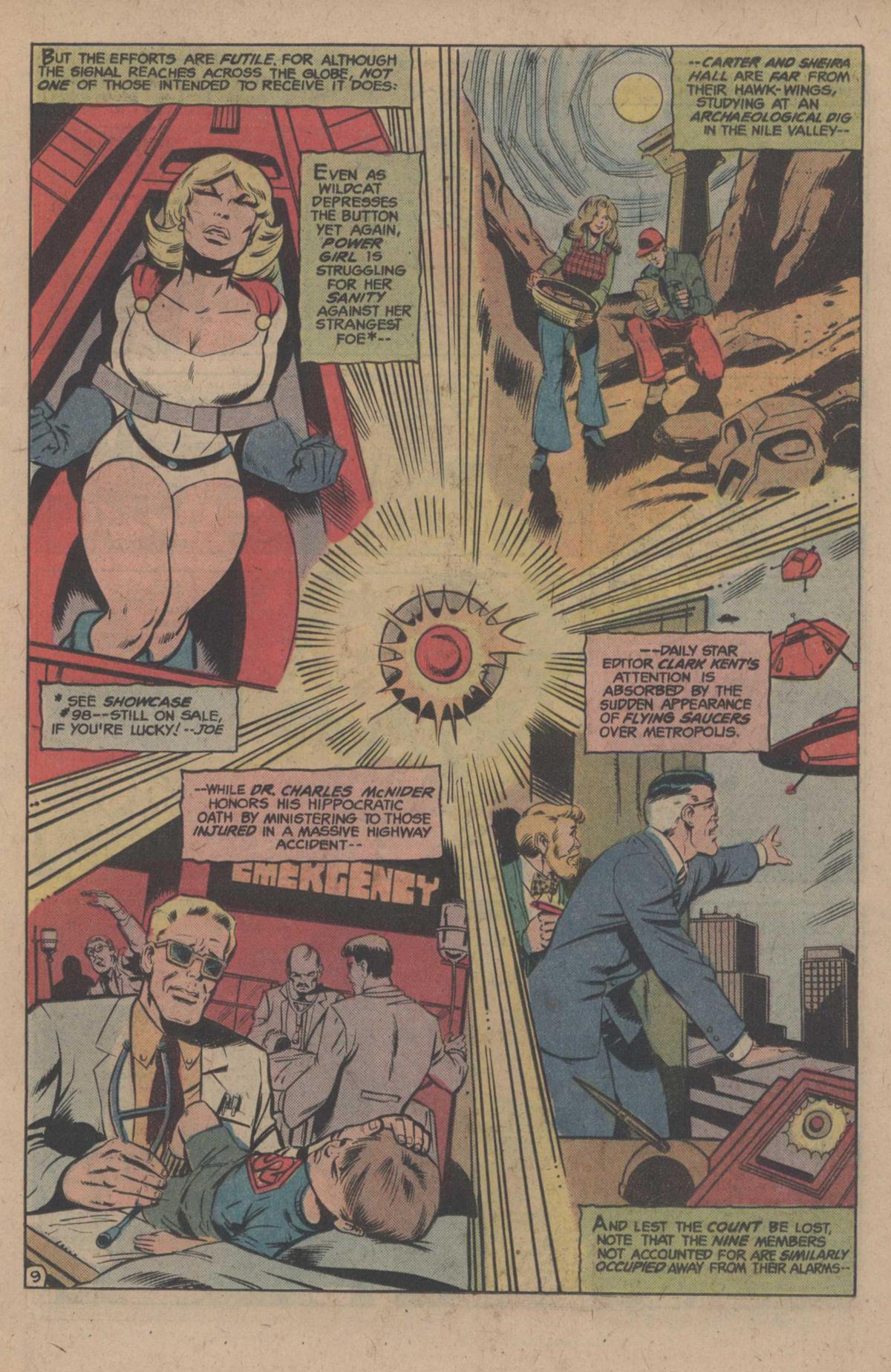 Read online All-Star Comics comic -  Issue #71 - 15