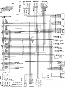 wiring diagram 1991 toyota land cruiser 4 0l free. Black Bedroom Furniture Sets. Home Design Ideas