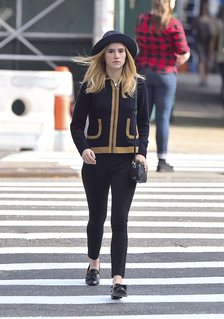 Suki Waterhouse Style Out in New YOrk City
