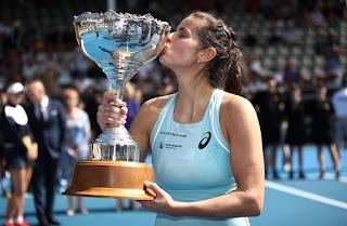 Goerges beats Wozniacki to win ASB Classic