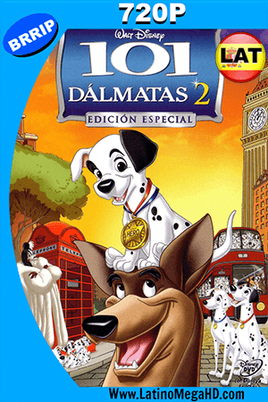 101 Dálmatas 2: Una Aventura En Londres (2003) Latino HD 720p ()