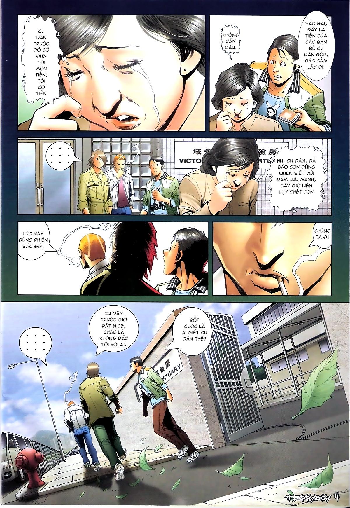 Người Trong Giang Hồ - Chapter 1355: Đã lâu chưa xuất hiện - Pic 3