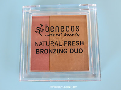 Benecos NaturalFresh Bronzing Duo Ibiza Nights