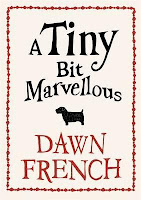 Book cover image of A Tiny Bit Marvellous