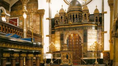 Projeto britânico arrecada fundos para recuperar sinagogas da Europa