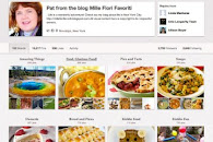 I was named by Time.com as one of the 30 top pinners to follow on Pinterest!