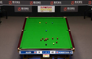 World Snooker European Masters Biss Key Asiasat 5 6 October 2018
