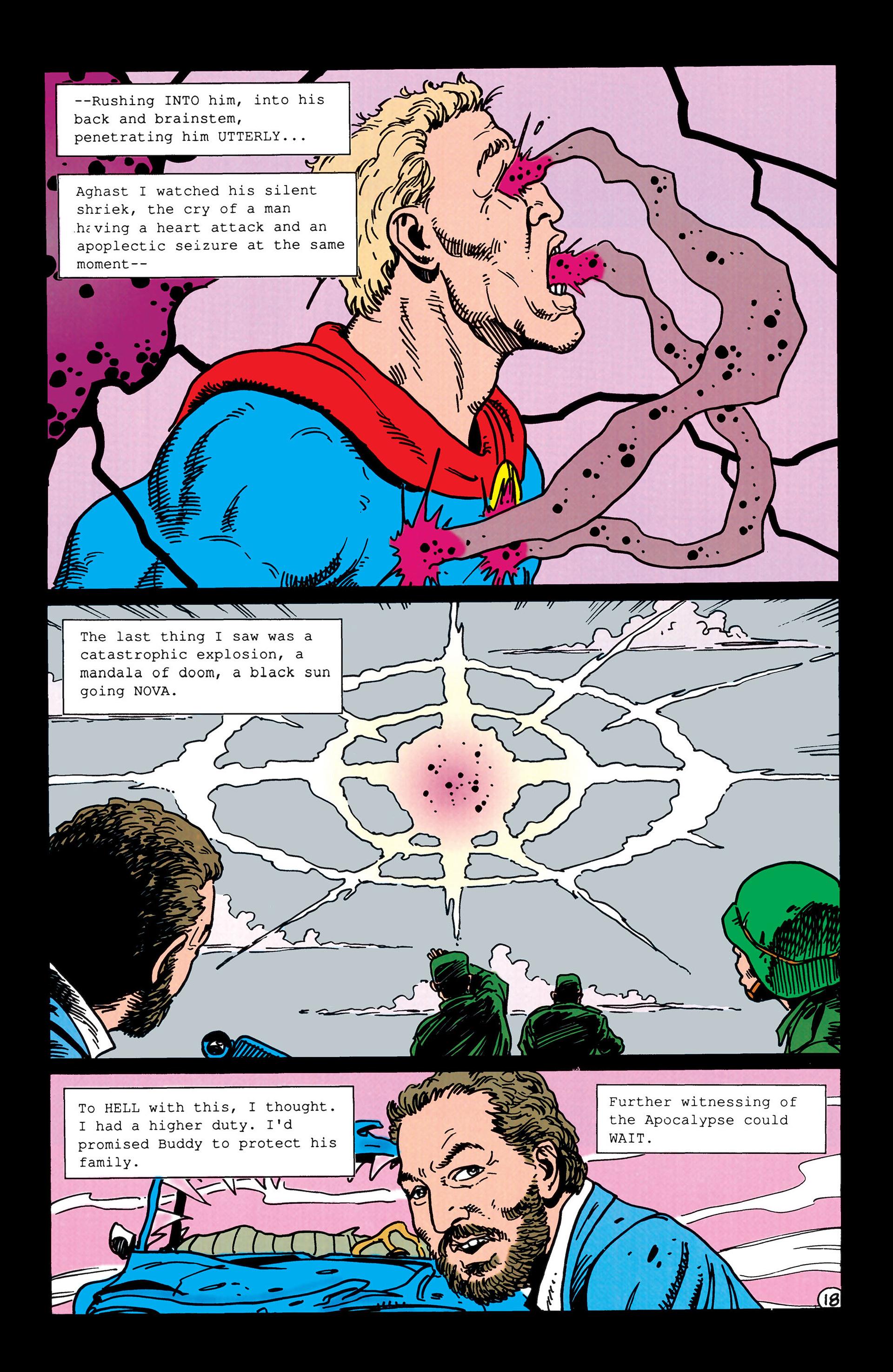 Read online Animal Man (1988) comic -  Issue #50 - 18