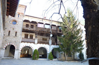 Monasterio de Bachkovo.