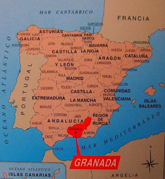 Johnny' Sister. .granada Andalucia Spain