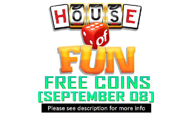House of fun Real Coins