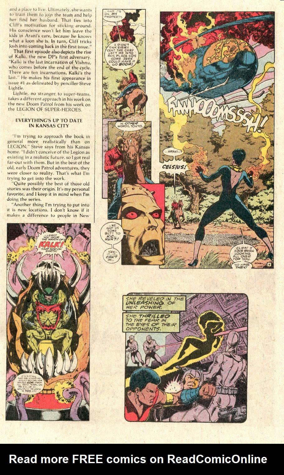 Read online Secret Origins (1986) comic -  Issue # _Annual 1 - 36