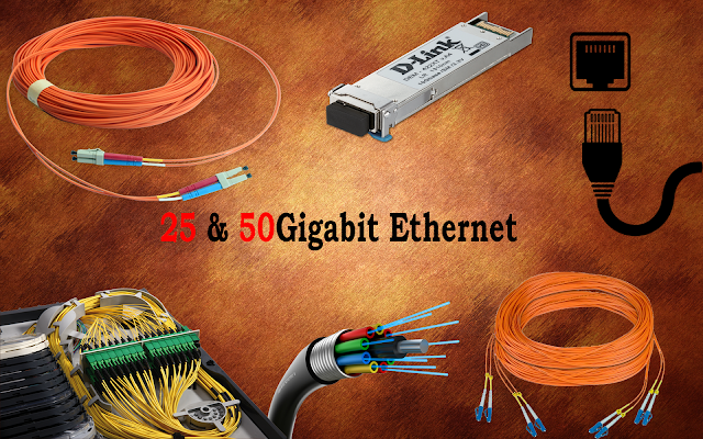 25 & 50Gigabit Ethernet